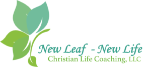 New Leaf New Life Logo With Title